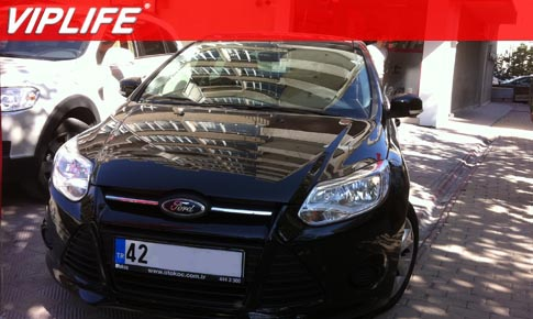 YENİ FORD FOCUS 1,6 TDCİ